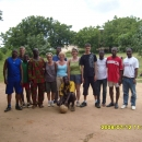 Match de foot Togo-France