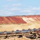 les mines de phosphate